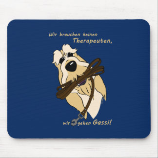 Spinone Italiano - therapist Mouse Pad