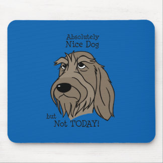 Spinone Nice dog Mouse Pad