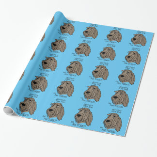 Spinone Nice dog Wrapping Paper