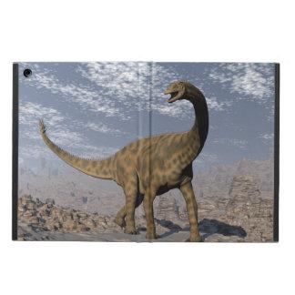 Spinophorosaurus dinosaur walking in the desert case for iPad air