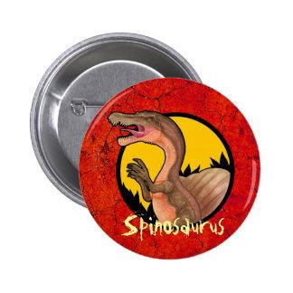 Spinosaurus button
