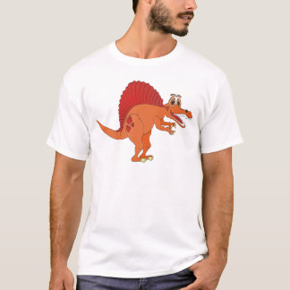 Spinosaurus Cartoon T-Shirt