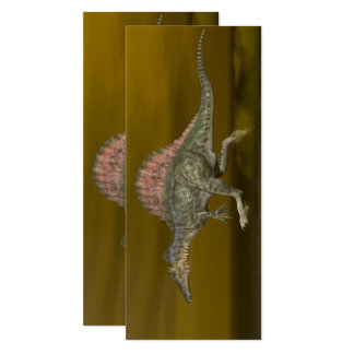 Spinosaurus dinosaur - 3D render Card