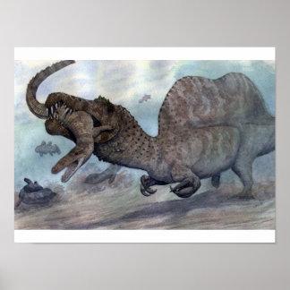 Spinosaurus Print