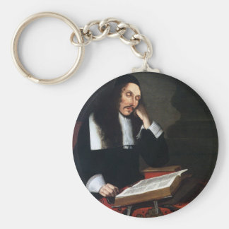 spinoza key ring