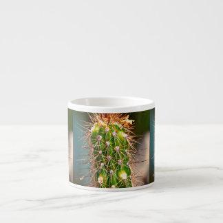 Spiny Cactus Espresso Mug