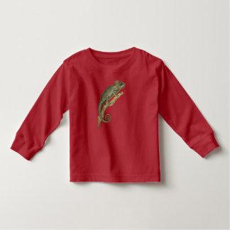 Spiny Chameleon Long-Sleeve Toddler Tee