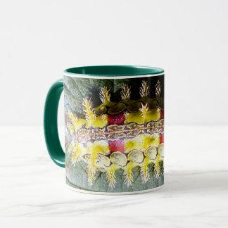 Spiny Oak Slug Caterpillar Coffee Mug