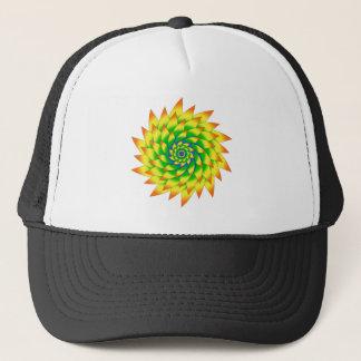 Spiral4 Trucker Hat