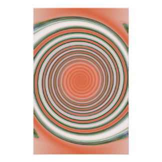Spiral bound personalised stationery