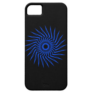 Spiral Burst1 Barely There iPhone 5 Case