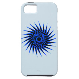 Spiral Burst1 iPhone 5 Case
