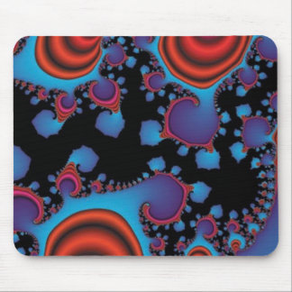 Spiral Dimension Mouse Pad