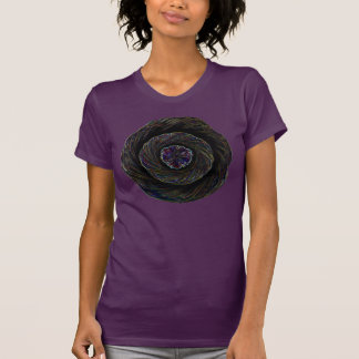 """""""spiral from the void"""" T-Shirt"""