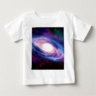 Spiral galaxy baby T-Shirt
