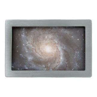 Spiral Galaxy Belt Buckle