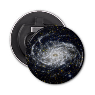 Spiral Galaxy Bottle Opener