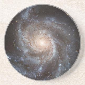 Spiral Galaxy Coaster