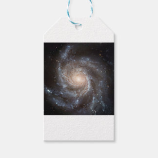 Spiral Galaxy Gift Tags