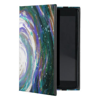 Spiral Galaxy in Space Cover For iPad Mini