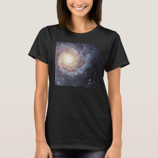 Spiral Galaxy Messier 74 Tshirt