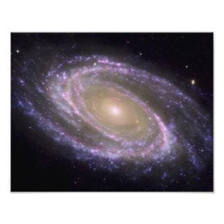Spiral galaxy Messier 81 Photo Print