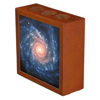 Spiral Galaxy NGC 1232, Amazing Universe Images Desk Organiser
