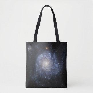 Spiral Galaxy (NGC 1309) All-Over-Print Tote Bag