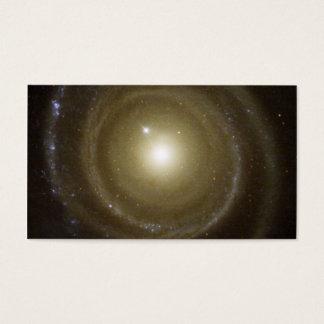 Spiral Galaxy NGC 4622 Spins Business Card