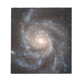 Spiral Galaxy Notepad