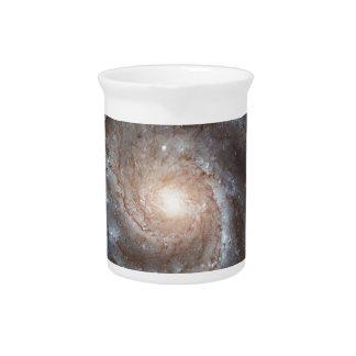 Spiral Galaxy Pitcher