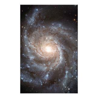 Spiral Galaxy Stationery
