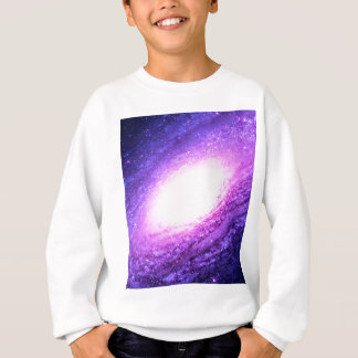 Spiral galaxy sweatshirt