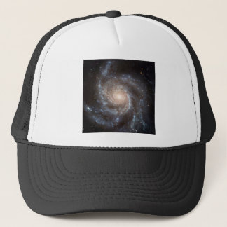 Spiral Galaxy Trucker Hat