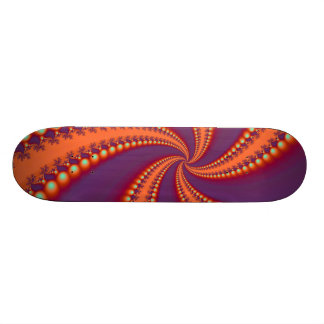 Spiral Illuminations Skateboard