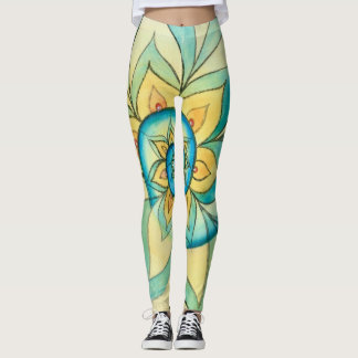 Spiral In, Spiral Out Leggings! Leggings