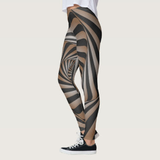 Spiral Into Leggings