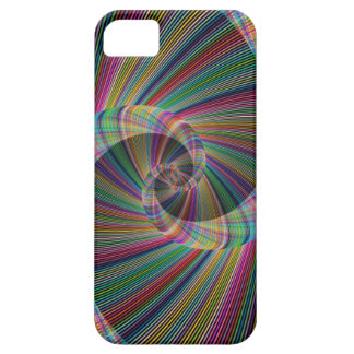 Spiral iPhone 5 Cover