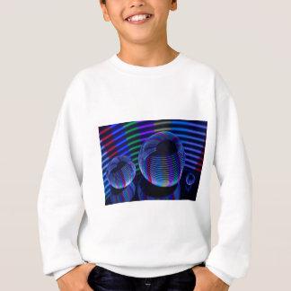 Spiral Lights In The Crystal Sweatshirt