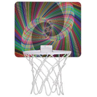 Spiral Mini Basketball Hoop
