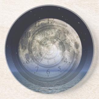 Spiral Moon Coaster