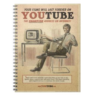 spiral notebook youtube