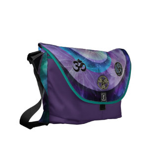 Spiral of Life Mystic Messenger Bag