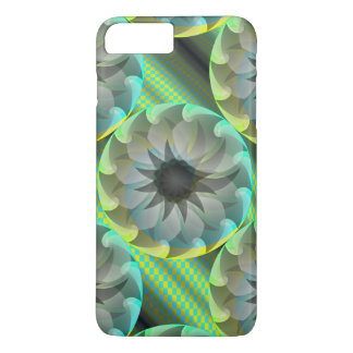 Spiral Shark by Kenneth Yoncich iPhone 7 Plus Case