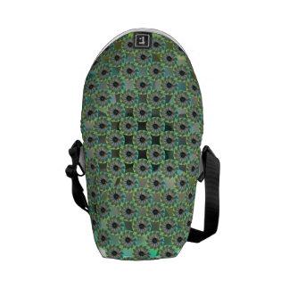 Spiral Shark Courier Bag