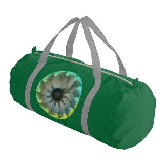 Spiral Shark Gym Duffel Bag