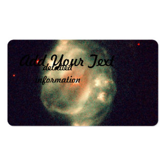 Spiral-Structured Planetary Nebula NGC 5307 Pack Of Standard Business Cards