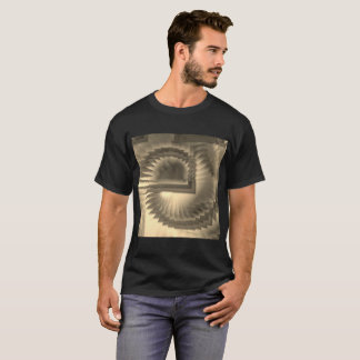 Spirals in sepia T-Shirt