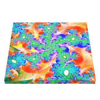 Spirals of Spirals of  Variation 3 Wrapped Canvas