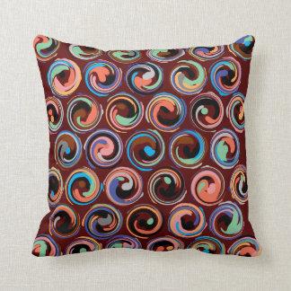 Spirals pillow